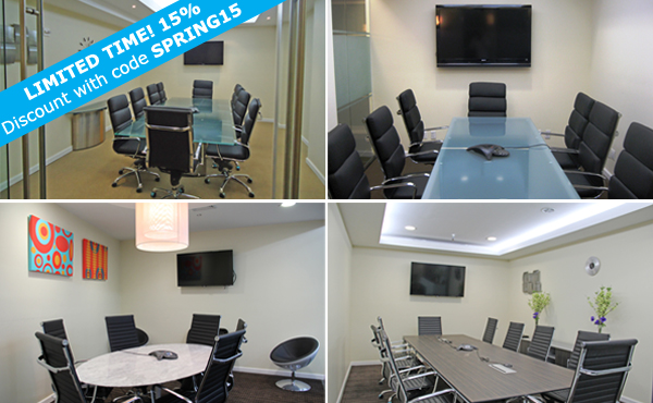 Just Launched! On-Demand Meeting Room Rentals – Entrepreneurship ...