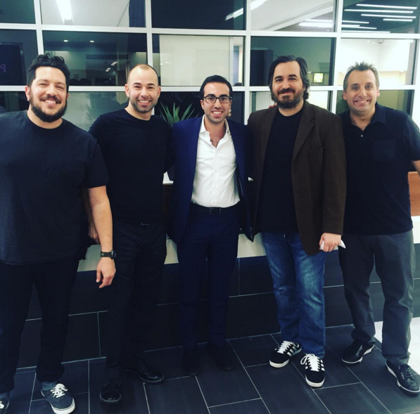 Impractical Jokers at Jay Suites Times Square